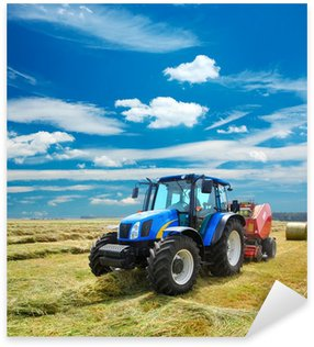 Nálepka Traktor