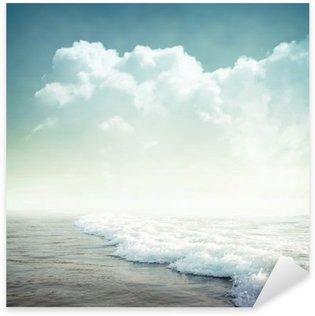 Nálepka Tropické pozadí