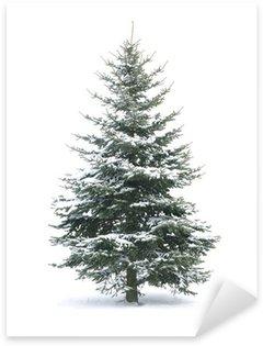 Nálepka Pixerstick Vánoční stromeček