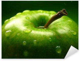Nálepka Zelené jablko