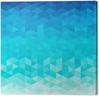 Obraz na Plátně Abstraktní vody backgorund