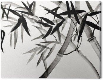 Obraz na Plátně Bambusový háj