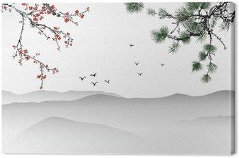 Obraz na Plátně Čínská malba