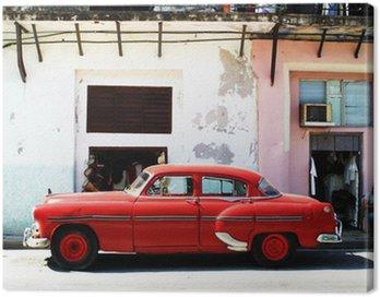 Obraz na Plátně Havana auto