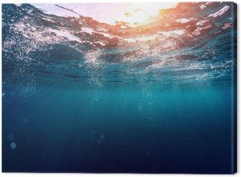 Obraz na Plátně Modré moře