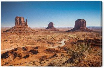 Obraz na Plátně Monument Valley - USA