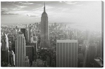 Obraz na Plátně New york skyline