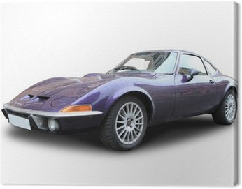 Obraz na Plátně Opel GT