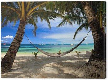 Obraz na Plátně Perfect beach