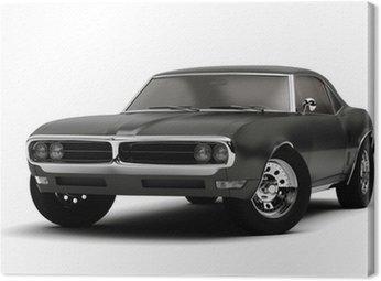 Obraz na Plátně Retro sportovní auto