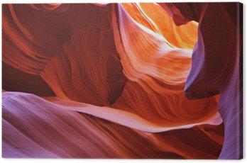 Obraz na Plátně Scenic canyon Antelope