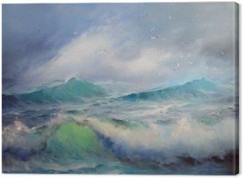 Obraz na Plátně Seagulls