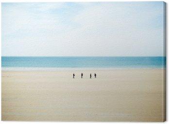 Obraz na Plátně Seaside-Jersey