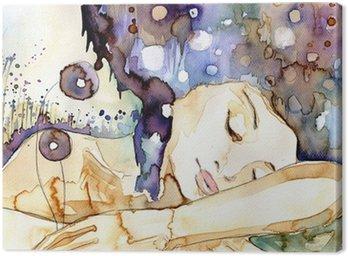 Obraz na Plátně Sny