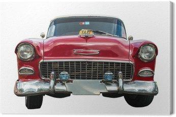 Obraz na Plátně Staré americké auto