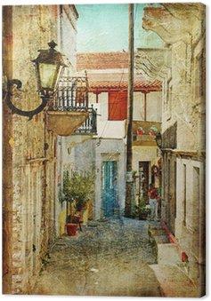 Obraz na Plátně Starý řecký třídách umělecký obraz