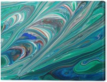 Obraz na Plátně Textura abstrata de Fundo.