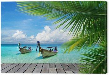 Obraz na Plátně Tropické moře