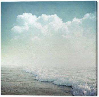 Obraz na Plátně Tropické pozadí