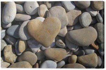 Obraz na Płótnie 22211 serce