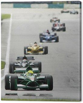 Obraz na Płótnie A1 grand prix