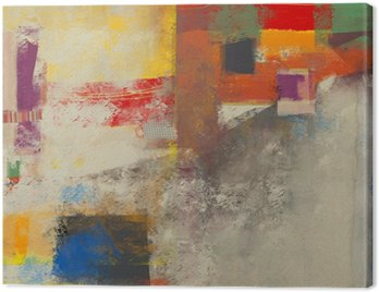 Obraz na Płótnie Abstrakcja