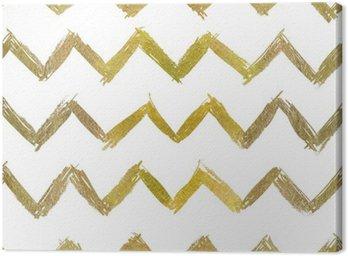Abstrakcyjne bezszwowych wzór złoty