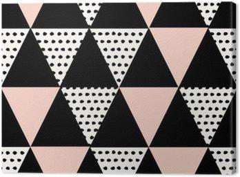 Obraz na Płótnie Abstrakcyjny wzór geometryczny