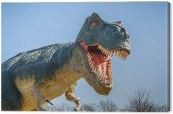 Agresywne T-Rex