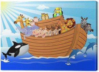 Obraz na Płótnie Arka Noego