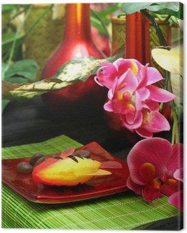 Obraz na Płótnie Asian ikebana