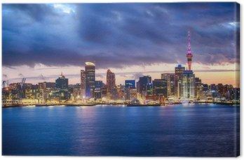 Obraz na Płótnie Auckland Skyline