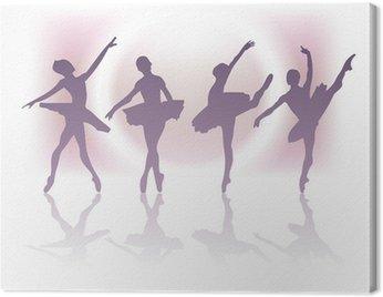 Obraz na Płótnie Balet