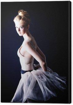 Obraz na Płótnie Baletnica