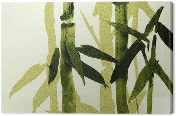 Obraz na Płótnie Bambusa tekstury
