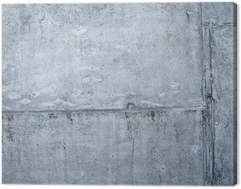 Obraz na Płótnie Betonowy mur