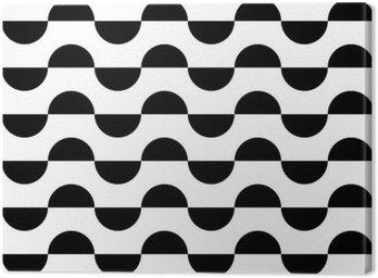 Bezproblemowo powtarzalny abstrakcyjny wzór geometryczny, tło. Ed
