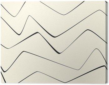Obraz na Płótnie Bezszwowy Minimalne linie abstrakcyjne paski papieru tekstylna tkanina wzór