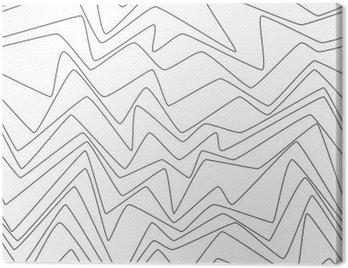 Obraz na Płótnie Bezszwowy Minimalne linie abstrakcyjne strpes papieru tekstylna tkanina wzór