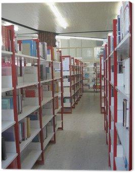 Obraz na Płótnie Biblioteka