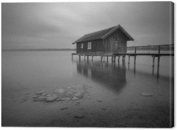 Obraz na Płótnie Boat House 1