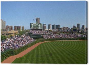 Obraz na Płótnie Boisko do baseballu