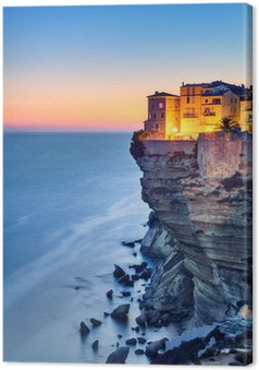 Obraz na Płótnie Bonifacio - Corse du Sud