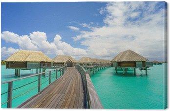 Obraz na Płótnie Bora Bora