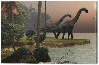 Brachiosaurus Zachód