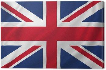 Obraz na Płótnie British flag