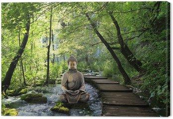 Obraz na Płótnie Budda i spokój