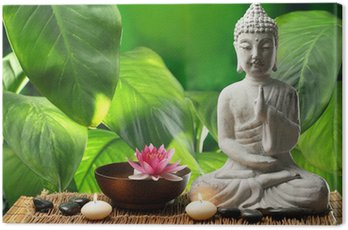 Obraz na Płótnie Buddy w medytacji