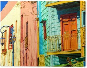 Obraz na Płótnie Buenos Aires Colors