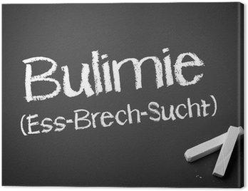 Obraz na Płótnie Bulimia